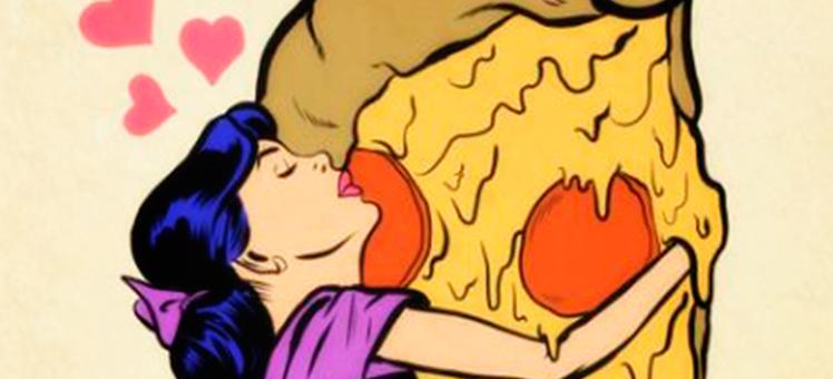 Viciados em Pizza