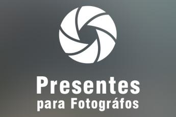 presentes criativos para fotografos