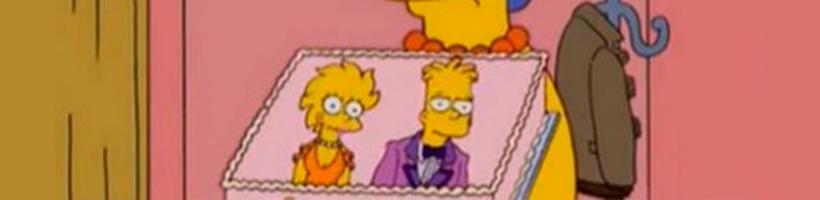 Impressora faz bolo 3D de Lisa e Bart