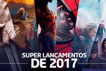 Super lançamentos para 2017