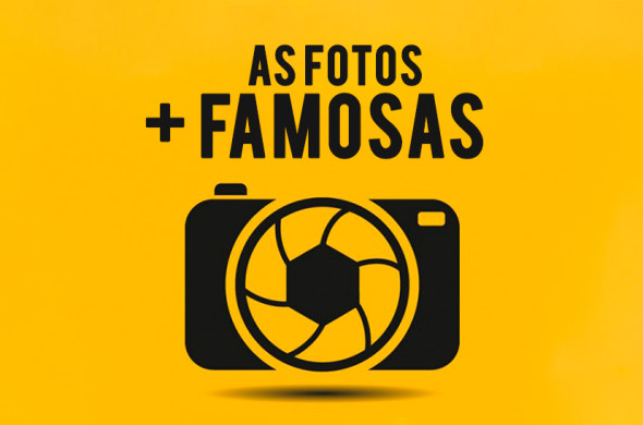 Fotos mais famosas do mundo