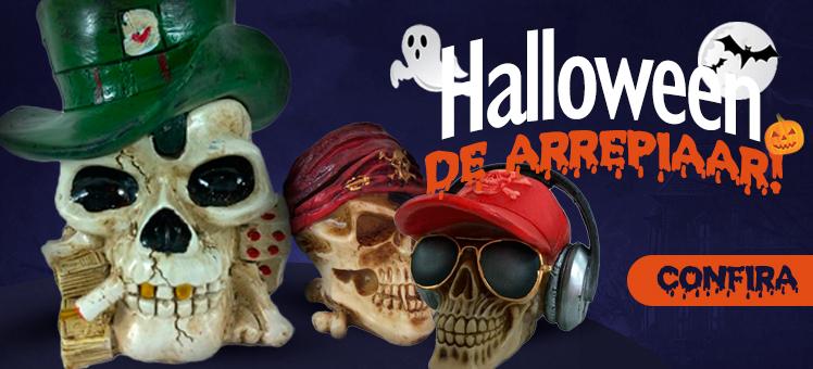 Produtos e curiosidades sobre o Halloween