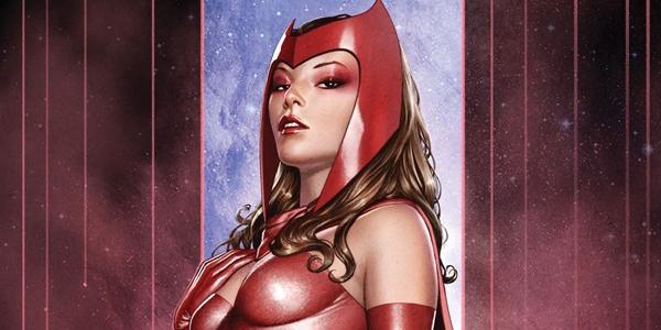 10 super-heroínas poderosas - feiticeira escarlate