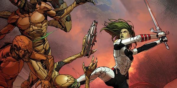 10 super-heroínas poderosas - gamora