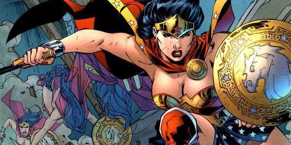 10 super-heroínas poderosas - mulher maravilha