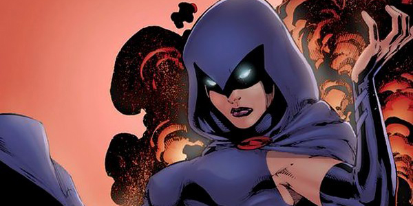 10 super-heroínas poderosas - ravena