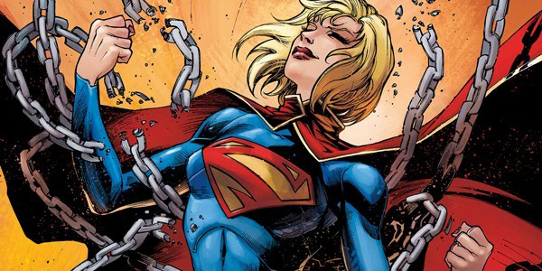 10 super-heroínas poderosas - supergirl