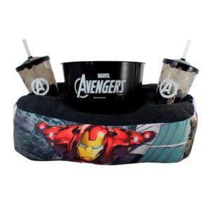 kit-pipoca-vingadores-marvel- Vingadores Guerra infinita