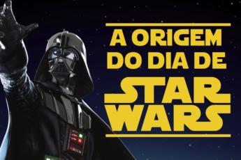 origem do dia de star wars