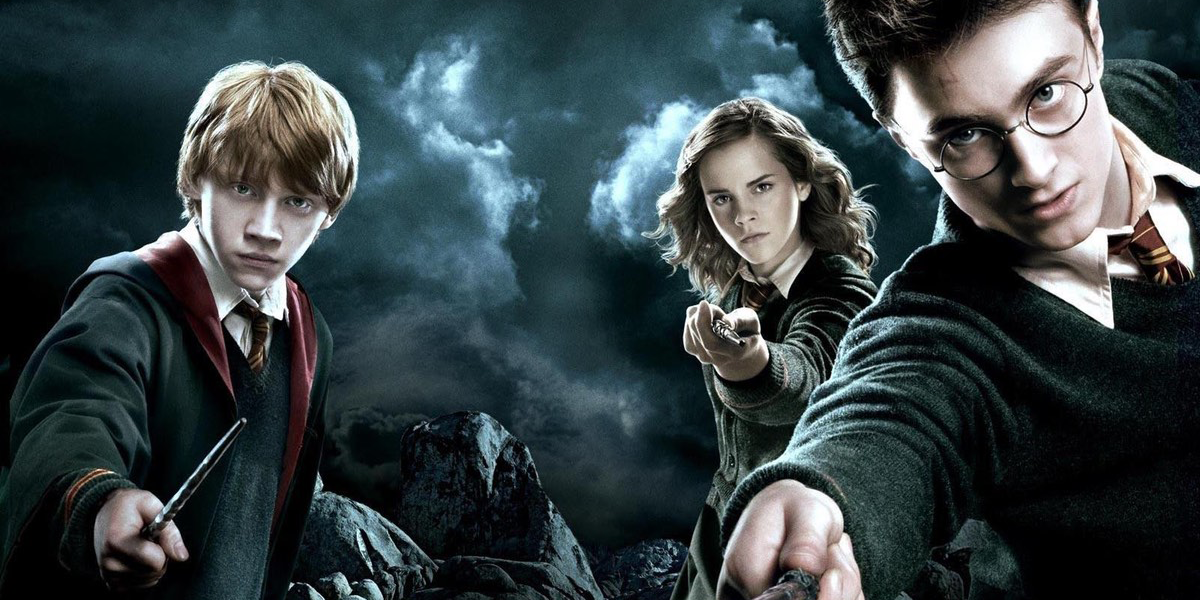 Amigos do cinema - Harry Potter