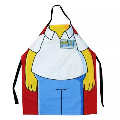 Presentes que todo pai gostaria de ganhar - Avental de Cozinha Homer Simpson