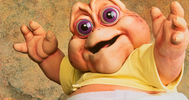Personagens Infantis Baby