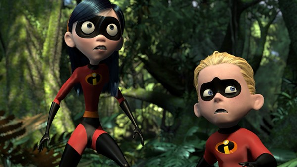personagens infantis Violeta e Flecha