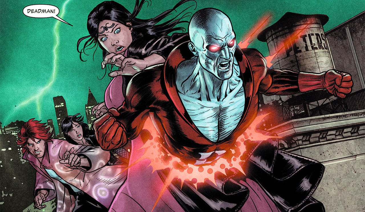 Universo DC Comics - Desafiador