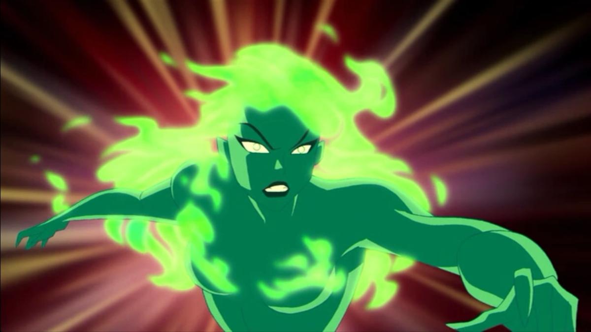 Universo DC Comics - Fogo (Fire)