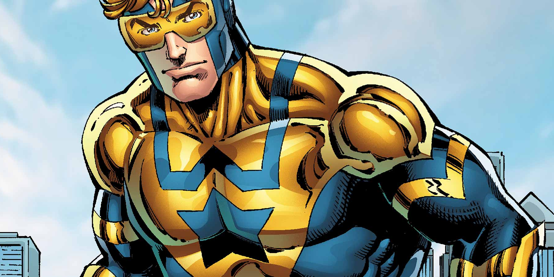 Universo DC Comics - Gladiador Dourado