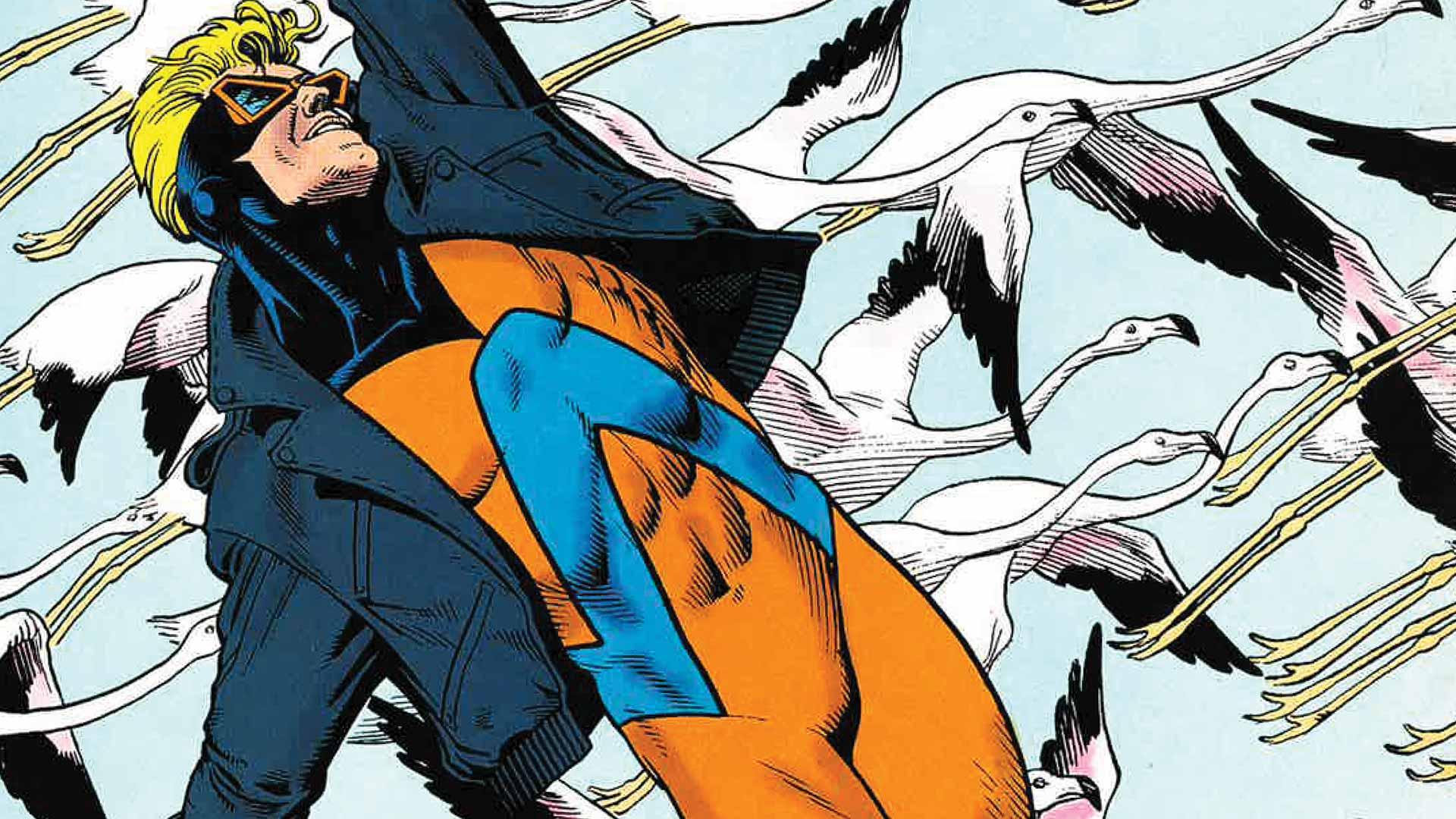 Universo DC Comics - Homem-Animal