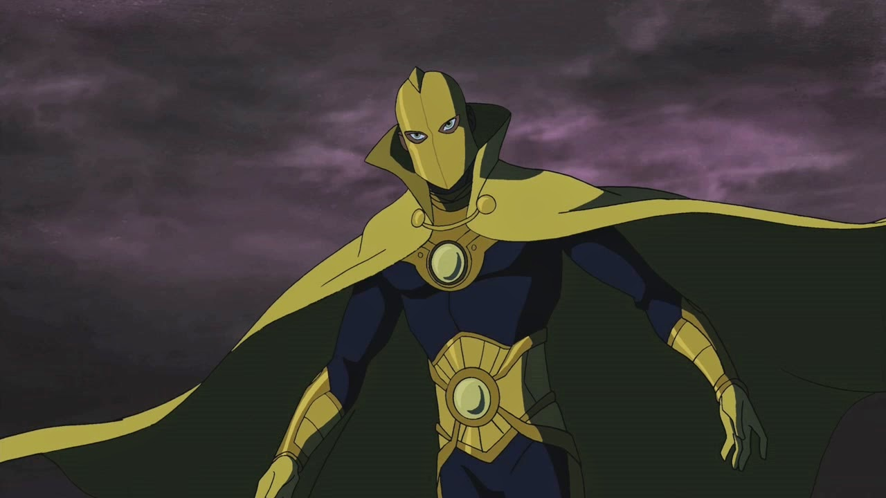Universo DC Comics - Senhor Destino