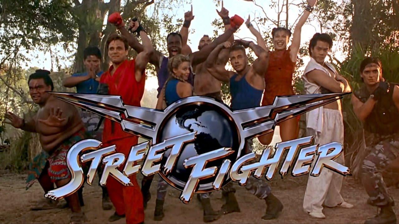 Street Fighter - Flme