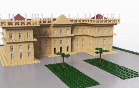 Museu Nacional do Rio vai virar LEGO!