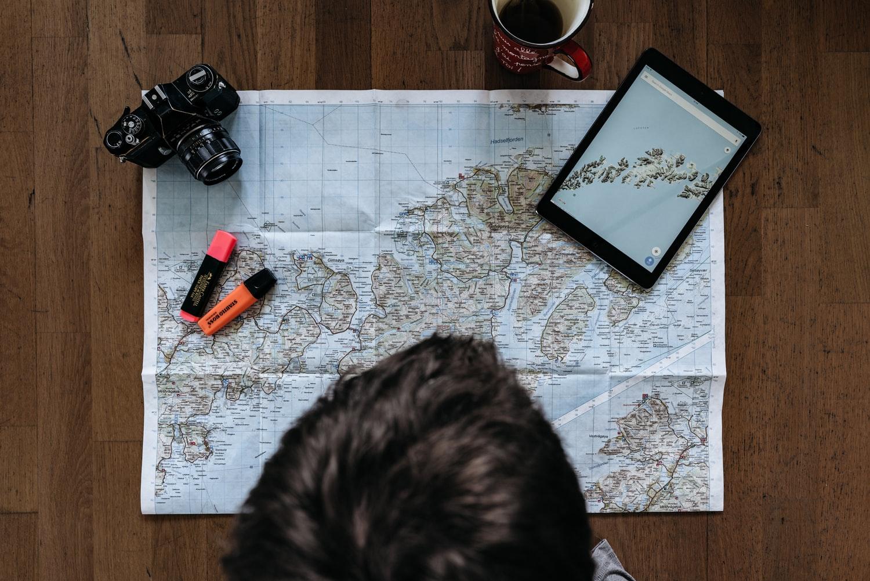 Viagem de fim de ano - Planejar