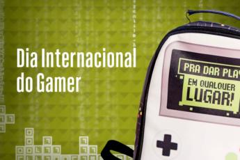 Dia Internacional do Gamer